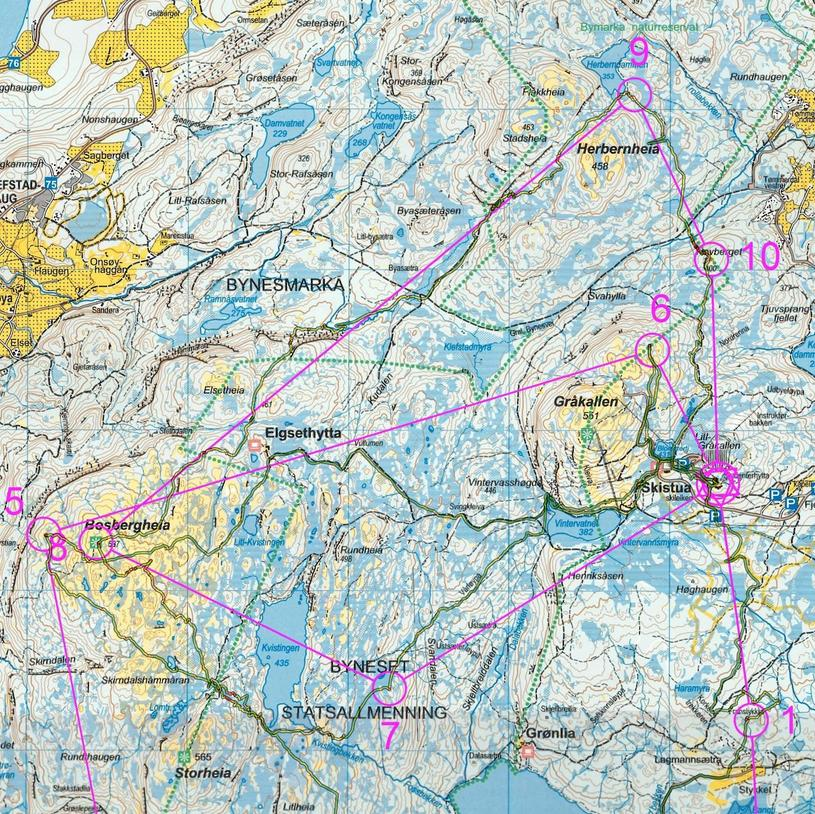 o kart norge Map: HU og HEI   October 8th 2013   Orienteering Map from O Norge.no o kart norge